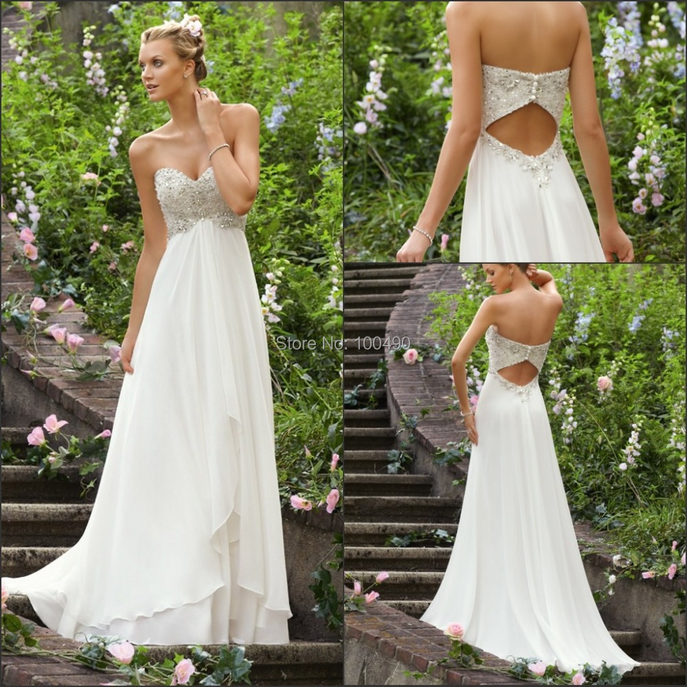 informal beach wedding dresses casual informal wedding dresses Informal Beach Wedding Dresses Aelida