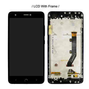 """Image 3 - 5.2"""" New LCD With Frame For BQ Aquaris X / X Pro Xpro LCD Display Screen Touch Sensor Digitizer Assembly For BQ X Full Display"""