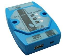 Бесплатная доставка Evc9001 usb изолятор usb разделение доска защиты usb доска магнитная изоляции adum4160
