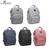 LEQUEEN Backpack For Mom Organizer Parts For a Stroller Large Capacity Baby Care Bag Baby Bags For Mom