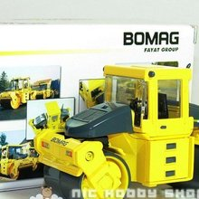 BOMAG BW184ADVibratory асфальтовый каток ж/Закрытая игрушка-домик