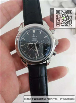 高仿欧米茄碟飞系列男表  高仿4841.50.31手表☼