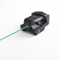 WIPSON Outdoor Tactic Green Laser 101G Green Laser Sight Sight Rifle LED Flash Rail Mount High Quality