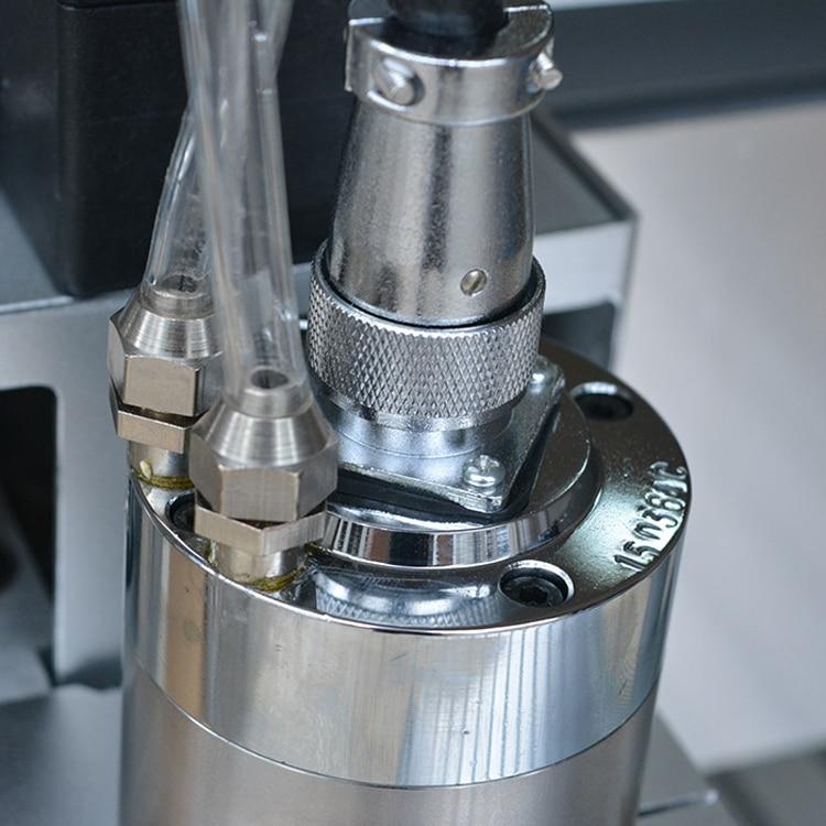 3040 mini cnc drožimo staklės mini cnc tekinimo - Medienos apdirbimo įranga - Nuotrauka 4