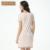 Qianxiu Rendas Camisola Para A menina 2016 Nova Chegada do Verão Homewear Casual Camisola das mulheres