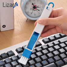 1PC Multifunction Computer Window Cleaning Brush blinds Track Cleaner Window Groove Keyboard Nook Cranny Dust Shovel clean tools