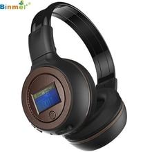 Best Price ! Professional Bluetooth stereo headphones wireless headphones Bluetooth 3.0 headset over the Ear headphones DEC19