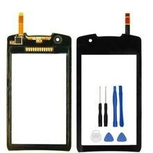 """3.0 """"Para Samsung Monte S5620 5620 Negro Pantalla Táctil Digitalizador de Reemplazo del Sensor del Panel Táctil Original de Reparación de Piezas"""