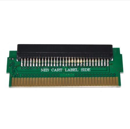 FC 60 Broches à NES 72 Pin Adaptateur Convertisseur PCBA avec CIC puce installée