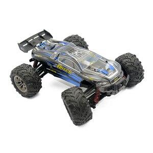 Image 3 - RC Auto elettrica 1/16 4WD 4x4 2.4 GHz di Guida Auto Auto Bigfoot Auto Telecomando Modello di Auto di Alta  velocità Off Road Del Veicolo Giocattoli Per Bambini