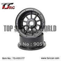 5b/5 t/5sc metal hex wheel x 2 szt-z przodu (ts-h95177), sprzedaż hurtowa i detaliczna + darmowa wysyłka!!!