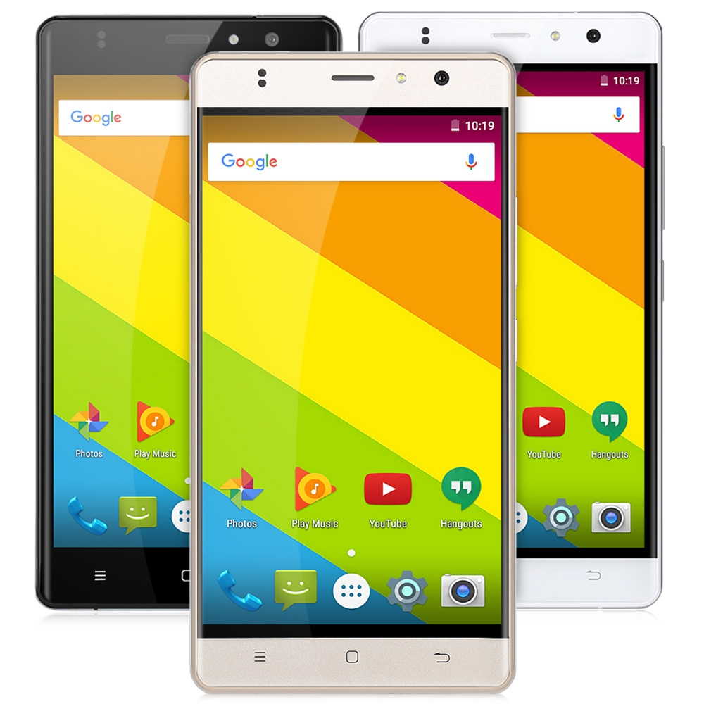 Timmy M20 5 5inch Android 6 0 Smartphone 3G Phablet MT6580 Quad Core 1 3GHz 1GB