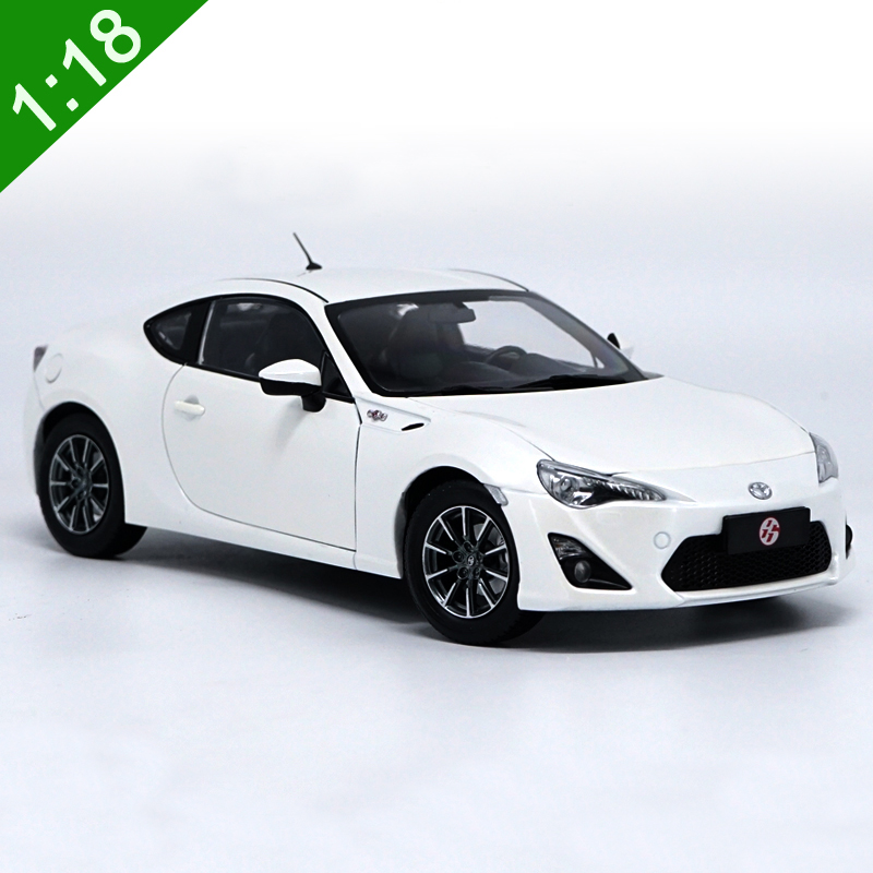 High Simulation New 1:18 TOYOTA GT 86 Alloy Sports Car