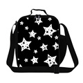 Personalized Star Printd Lunch Bags for Girls,Children's Insulated Lunch Box Bag,Adults Lunch Container for Work,meal bag kids