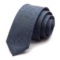 Men Business Dress Up Occupation England Couple Marriage Casual Narrow Neck Tie Men 6cm Fashion Wild