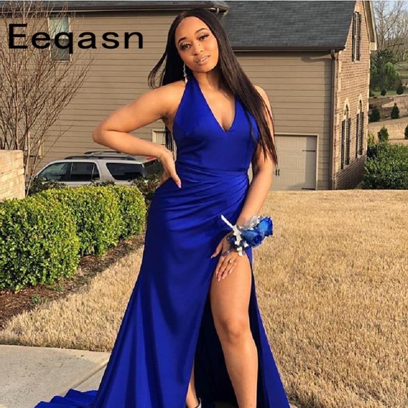 1166ce53e Buy blue gala dress and get free shipping on AliExpress.com