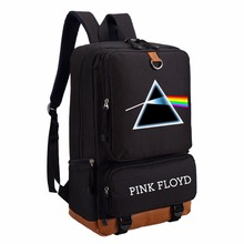4a6953b0c8 WISHOT Pink floyd Dark side of the moon backpack Men. US  25.90   piece Free  Shipping