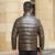 Mens Chaqueta de Cuero de Diseño de Marca de Moda Ocasional Delgado Del Motorista de La Motocicleta Jaquetas De Couro Invierno Gruesa Negocio Abrigo de Cuero 4XL