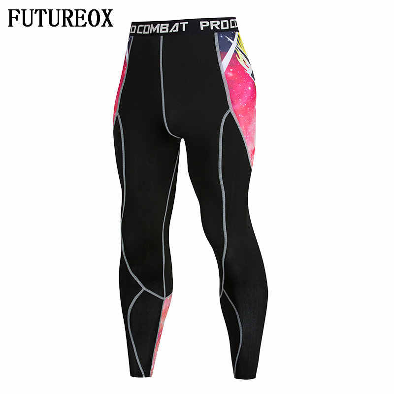 f3fd2285c Detail Feedback Questions about New Lightnin 3D Printed Leggings Men  Pattern Compression Tights Pants 2018 New Skinny Sweatpants crossfit Fitness  Trousers ...
