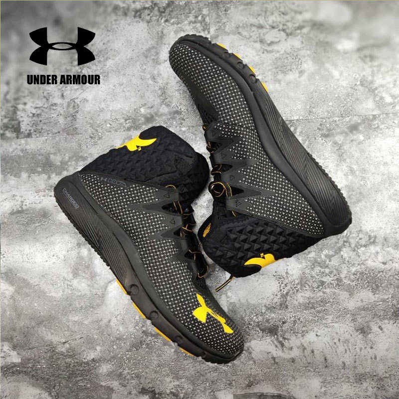68da2c76616f Detail Feedback Questions about 2018 Under Armour Basketball Shoes UA PROJECT  ROCK DELTA DNA Men s Sport Sneakers Men Outdoor Medium Top Johnson  Cushioning ...