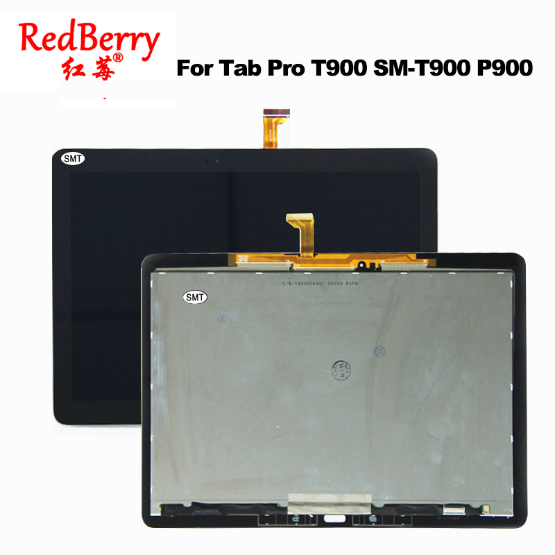 New 12.2 inch P900 For Samsung Galaxy Note Pro 12.2 P900 P901 P905 lcd Display With Touch Screen combo Digitizer Assembly Panel for samsung galaxy p355 lcd display with touch screen digitizer assembly panel lcd combo replacement 100% new