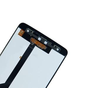 Image 5 - Применимо к zte Макс XL n9560 LTE z986 сенсорный экран Стекло ЖК дисплей дисплей мобильного телефона сборки замене отображения