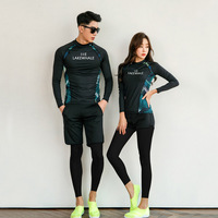 Guard Clothing Swimwear For Women Surf Wear Swimsuits Woman 2019 Diving Suit And Equipment Drying Zipper Garment Long Sleeve