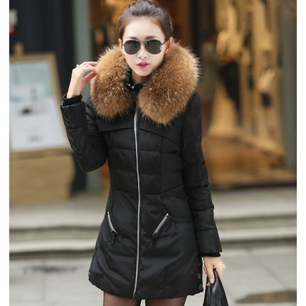 High-quality Thick Warm Wind Down Jacket Female Fashion Casual cotton coat Women Winter Coat Jacket warm Long Outerwear overwear high quality thick warm wind down jacket female fashion casual cotton coat women winter coat jacket warm long outerwear overwear
