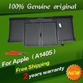 """JIGU A1405 Batería Original Genuino Para El Macbook Air de 13 """"A1369 Mediados 2011 A1466 Mediados de 2012"""