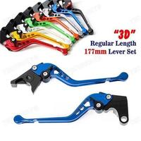 CNC 6 Position 3D Long Brake Clutch Lever for Ducati MONSTER M600 1994-2001