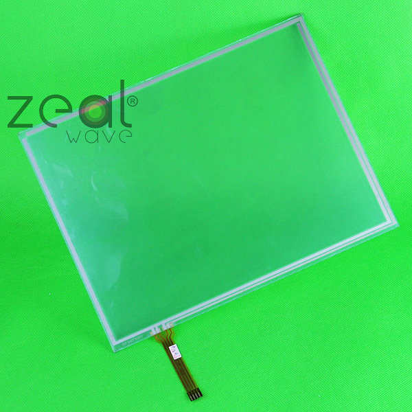 """10.4"""" Inch 4 Wire TP-3406S1 Touch Panel For RX-SD160S-2L PX Inkjet Printer Touch Panel"""