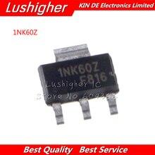 100pcs STN1NK60Z SOT 223 1NK60Z STN1NK60 SOT MOSFET N CH 600V 300MA SOT223 IC 최고의 품질