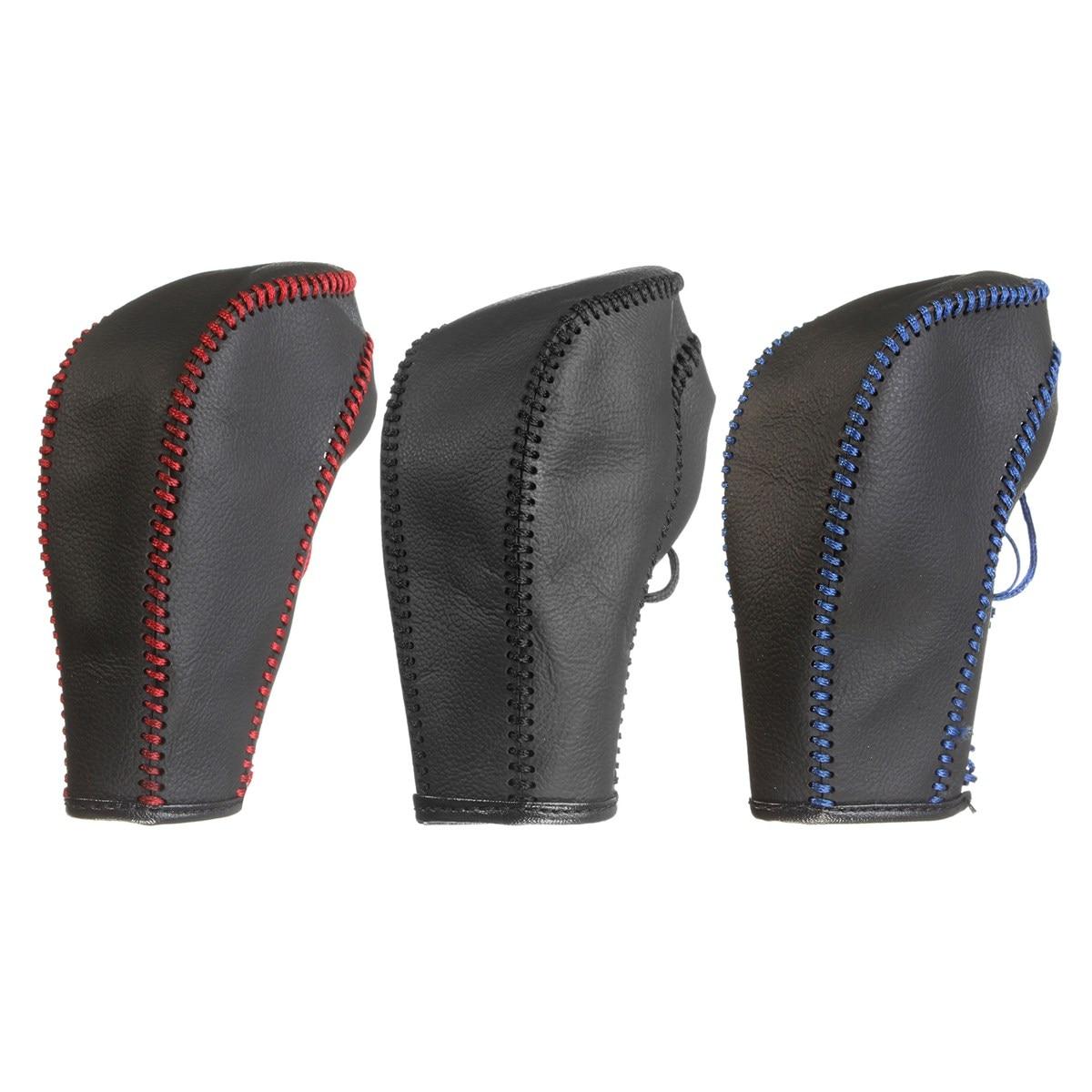 Gear-Shift-Knob-Cover Captiva Chevrolet/cruze Automatic Transmission-Hand-Stitched