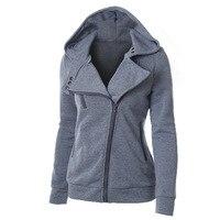 Slim Autumn Female Shirts Long Sleeve Turn Down Collar Women Blouse Zipper Pockets Warm Blusas Female