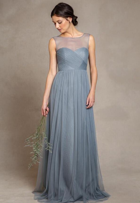 Achetez en gros noir blanc de demoiselle d 39 honneur robes for Robes noires pour demoiselle d honneur de mariage