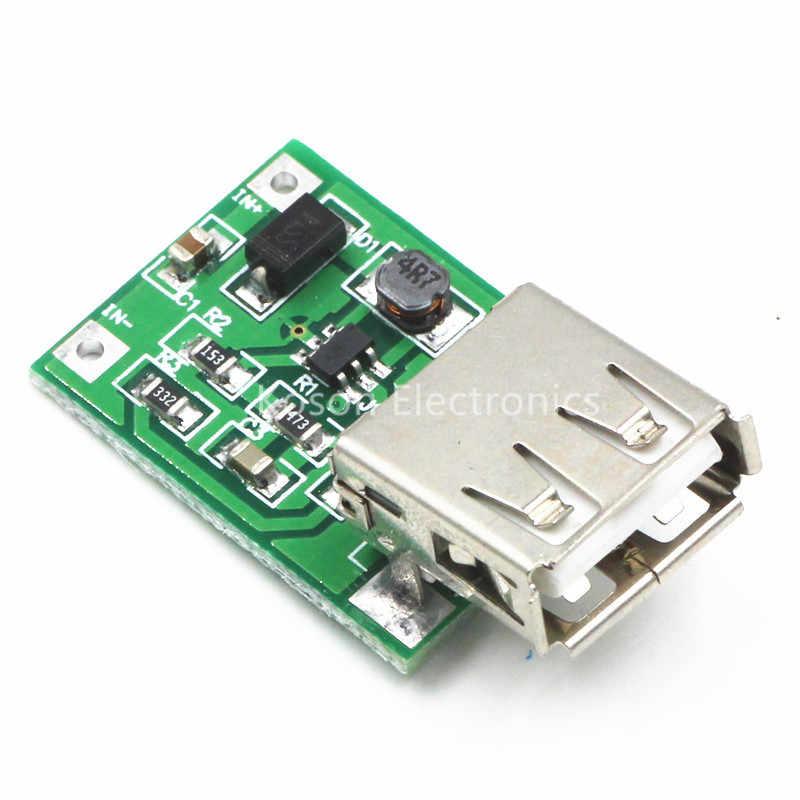0.9 V ~ 5 V a 5 V caricabatterie USB Output intensificare Power Module Mini DC-DC 600MA Boost Converter