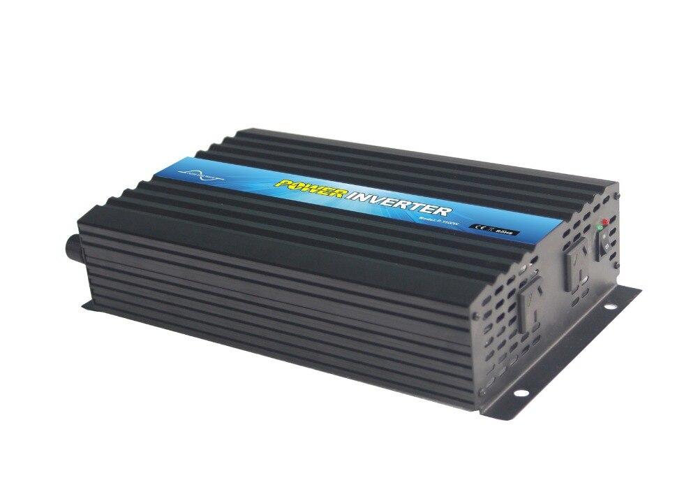 12V DC Input 220-240V AC Output 50Hz Car Converter Transformer,1500W  Pure Sine Wave Power Inverter12V DC Input 220-240V AC Output 50Hz Car Converter Transformer,1500W  Pure Sine Wave Power Inverter