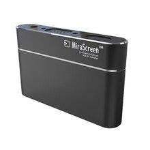 Mirascreen X6 HDMI VGA USB adapter Dongle video audio streaming