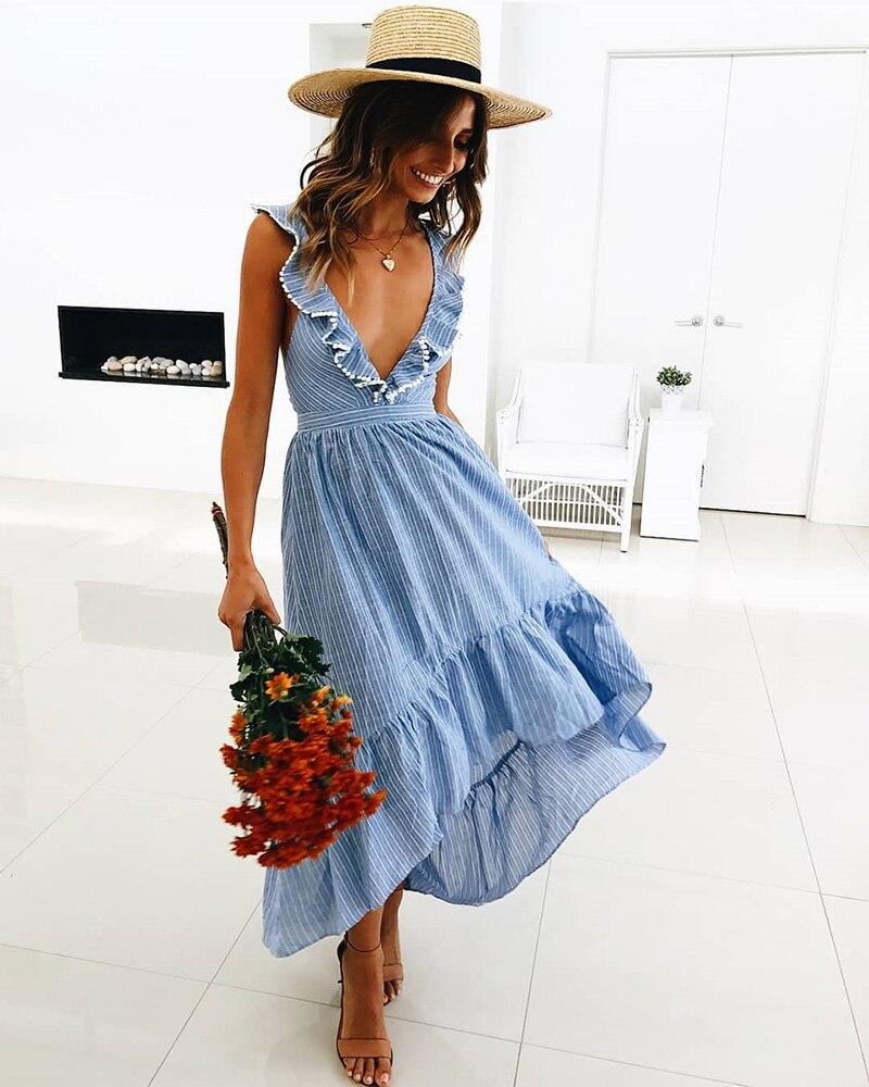 Stripe Dress (1)