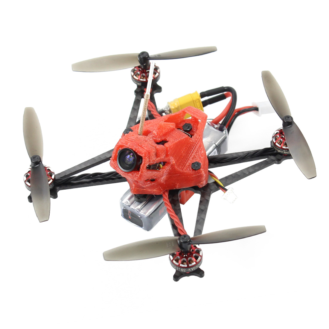 In stock Sailfly X 105mm Crazybee F4 PRO V2 1 AIO Flight Controller 2 3S Micro
