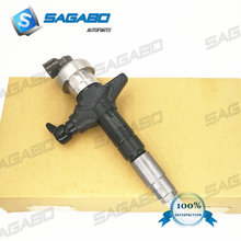 цены Common rail injector 295050-1900 8982601090 COMMON RAIL INJECTOR fit for for ISU-ZU D-MAX