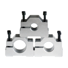 Engraving machine spindle motor from 20mm to 70mm bracket seat cnc carving  clamp  holder aluminum for