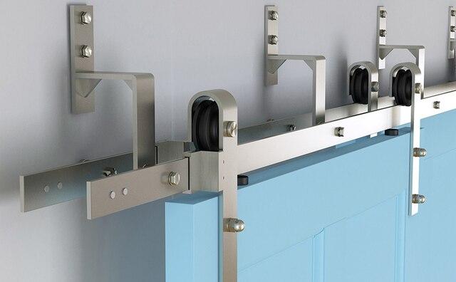 Como montar una puerta corredera affordable como colocar una puerta ideas modelos corrediza en - Montar puerta corredera ...