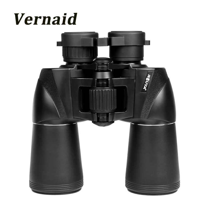 10X50 powerful zoom Binoculars night vision telescope for hunting professional high quality no Infrared army binoculars цена и фото