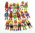 1 Peças 7.5 cm Genuine Alemanha Aleatoriamente Enviados Playmobil Dolls Brinquedos Coleção Figuras de Ação Brinquedos Clássico para Crianças