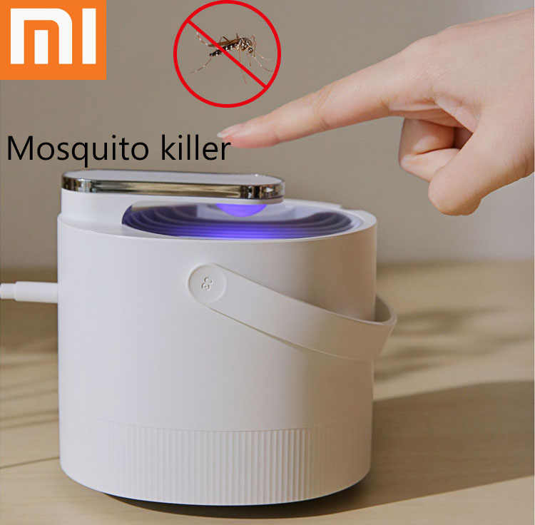 Xiaomi Mijia Mosquito Killer Lamp Xiomi Mi Electric Mosquito Repellent UV Insect killer Trap Xiami Zapper Xaomi Xioami Xiao Mi