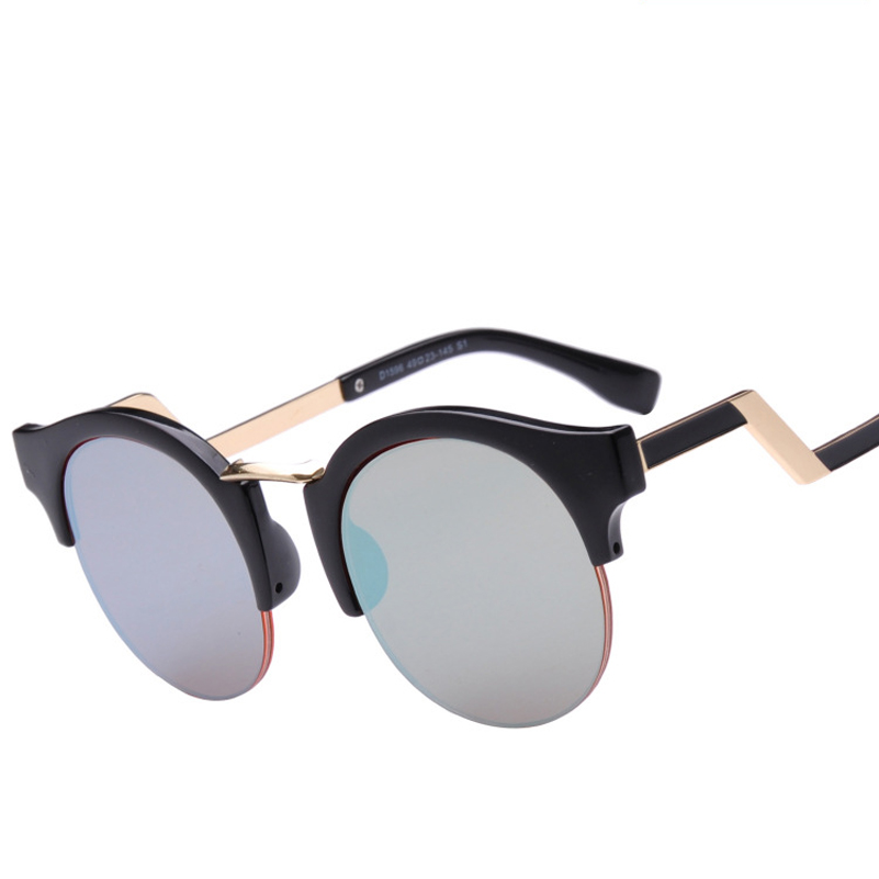 2016 Sunglasses for Women Men Brand Vintage Sun Glasses Summer Style Flat Tops Lens Eyeglasses oculos de sol feminino gafas