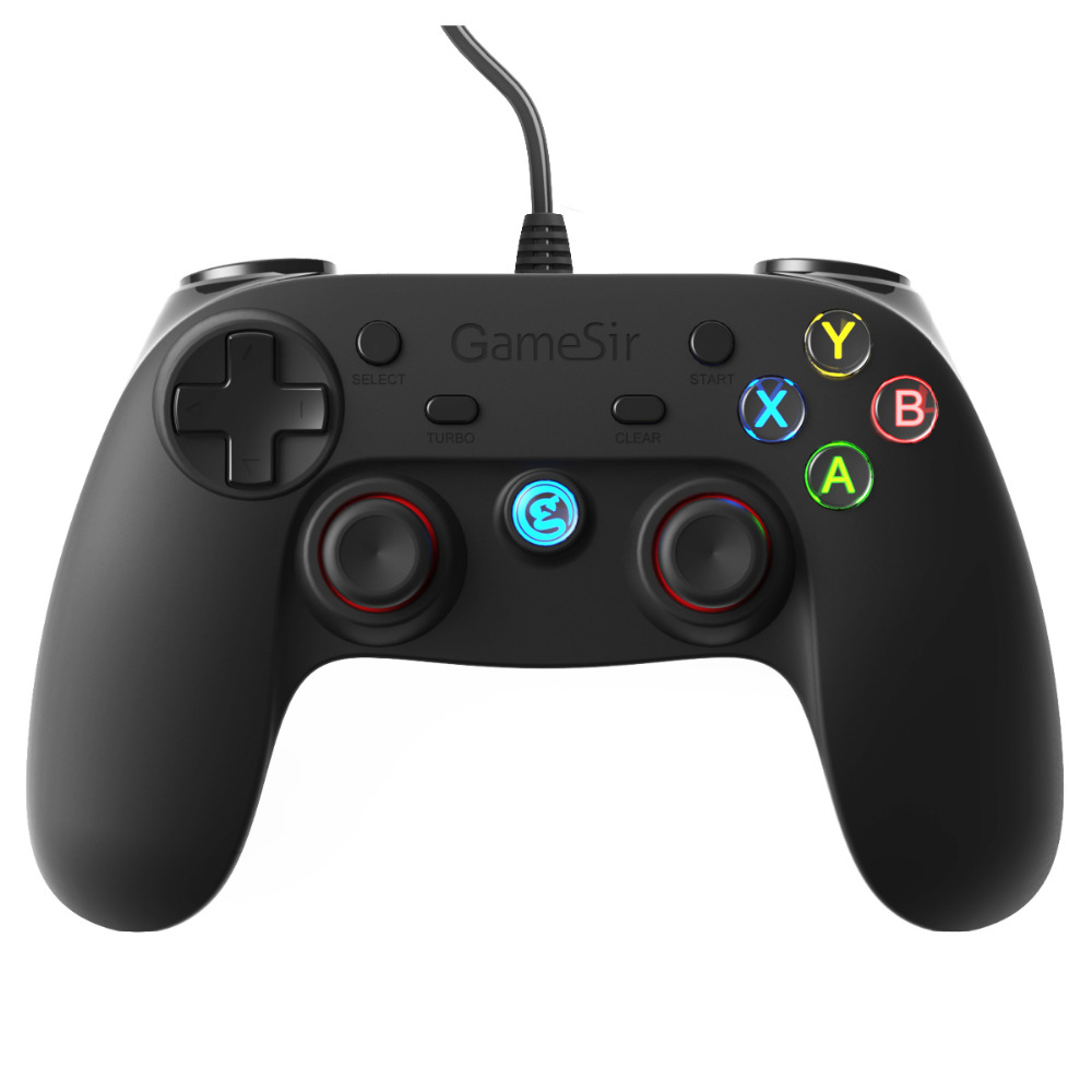 Gamesir G3w Wired Gamepad Controller for Android Smartphone Tablet PC With hoder