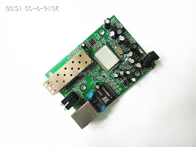 sfp gigabit fiber optical media converter board sfp. Black Bedroom Furniture Sets. Home Design Ideas