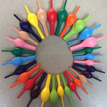 30 pcs/lot 10inch tail balloons multicolor wedding birthday party supplies marri